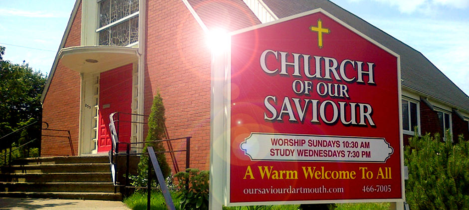 The Lutheran Church of Our Saviour Dartmouth Nova Scotia